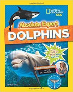 Dolphins by Jennifer Swanson