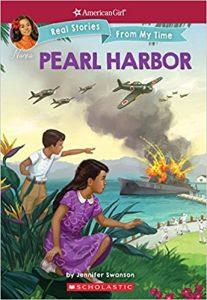 American Girl Books - Pearl Harbor