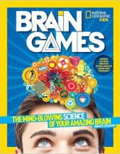 Brain Games - Nat Geo Kids - Jennifer Swanson