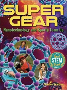 Super Gear 2017 STEM Book Award