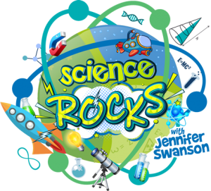 Science Rocks - Jennifer Swanson Author, Teacher, Speaker