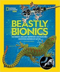 Beastly Bionics - Jennifer Swanson