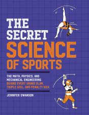 book cover of The secret science of sports